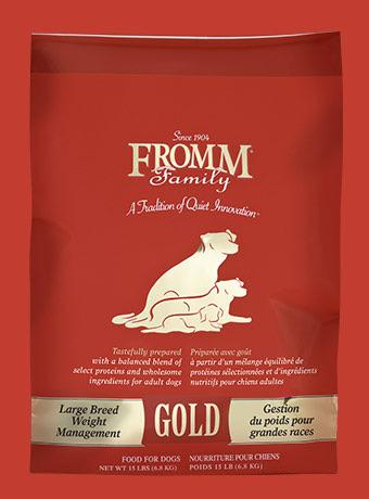 Fromm Large Breed