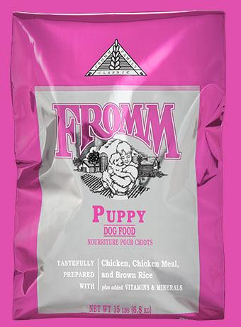 Fromm Puppy