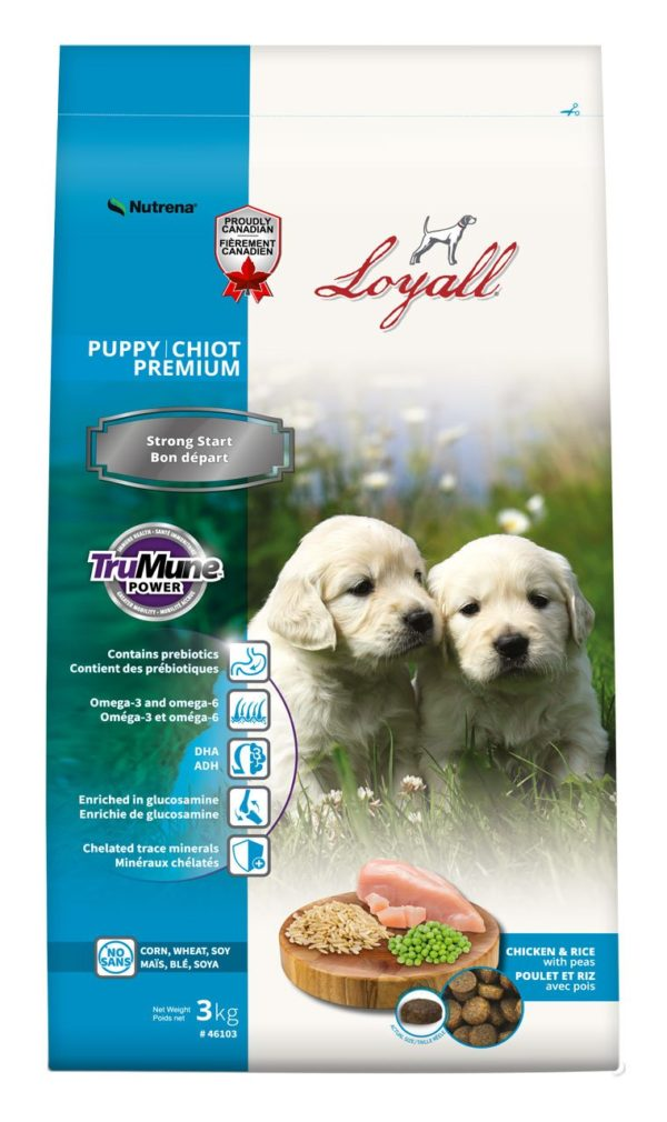 Loyall Junior Puppy Food