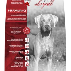Loyall Performance Dog Food