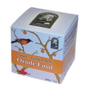 Nature's Garden Party Oriole Food
