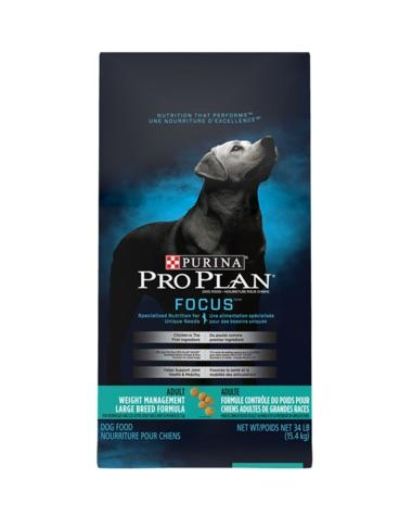 Pro Plan® FOCUS® Adult Weight Management