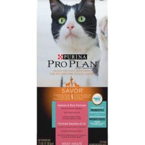 Pro Plan® SAVOR® Adult Salmon & Rice