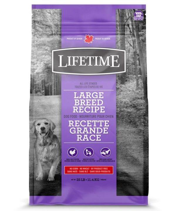Lifetime Large Breed Dog Food