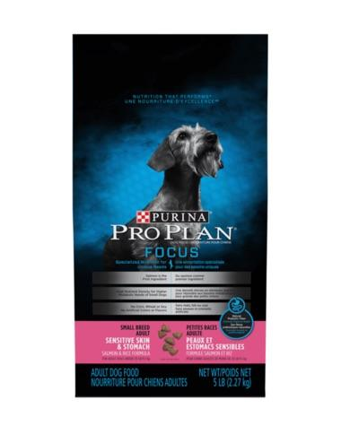 Pro Plan® FOCUS® Small Breed Adult Sensitive Skin & Stomach